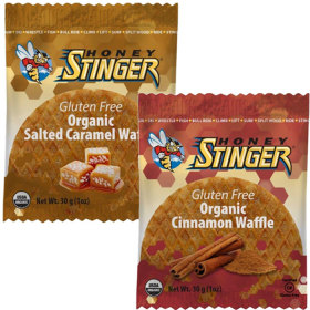 HONEY STINGER GLUTEN FREE WAFFLES