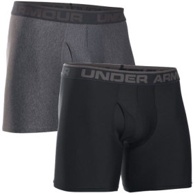 "MEN'S UNDER ARMOUR ORIGINAL SERIES 6"" BOXERJOCK"