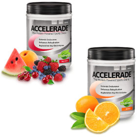ACCELERADE SPORTS DRINK (30 SERVINGS)