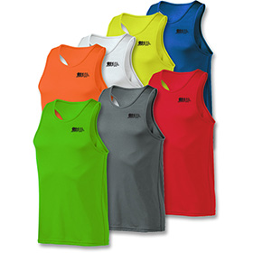 MEN'S FRANK SHORTER  SOLID TANK TOP