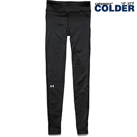 WOMEN'S UNDER ARMOUR AUTHENTIC COLDGEAR LEGGING