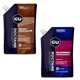 GU ROCTANE 15-SERVING ENERGY GEL POUCH