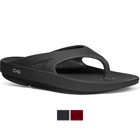 OOFOS OORIGINAL UNISEX THONG RECOVERY SANDAL