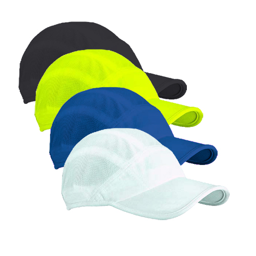 FRANK SHORTER LOW-PROFILE MESH RUNNING CAP