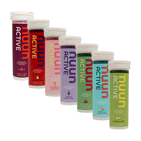 NUUN ACTIVE ELECTROLYTE TAB 10 COUNT