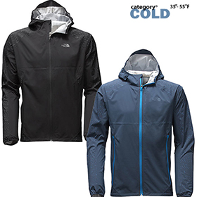 MEN'S TNF STORMY TRAIL REFLECTIVE JACKET