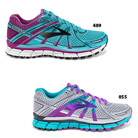WOMEN'S BROOKS ADRENALINE GTS 17
