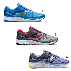 WOMEN'S SAUCONY GUIDE 10