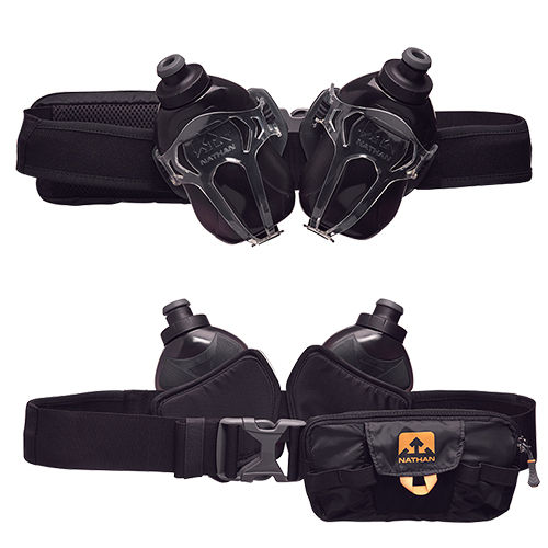 nathan switchblade 24oz hydration belt belts carriers. Black Bedroom Furniture Sets. Home Design Ideas