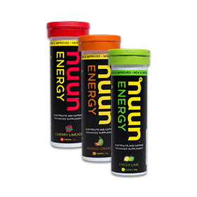 NUUN ENERGY ELECTROLYTE TAB 10 COUNT