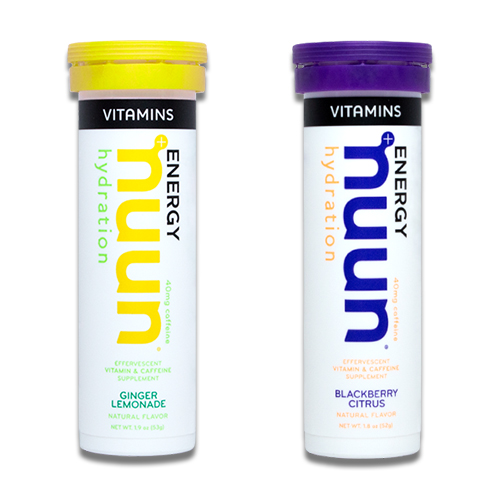 NUUN VITAMIN ENERGY ELECTROLYTE TAB 12 COUNT