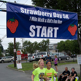 Strawberry Day 5K Sign-up