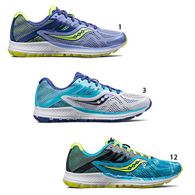 WOMEN'S SAUCONY RIDE 10