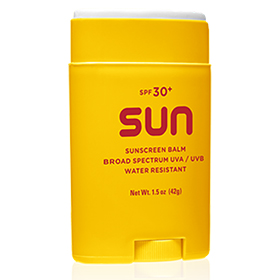 BODY GLIDE SUNSCREEN BALM: 1.5 OZ