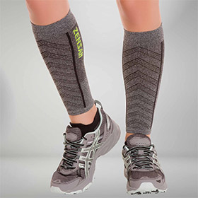 ZENSAH FEATHERWEIGHT COMPRESSION LEG SLEEVES