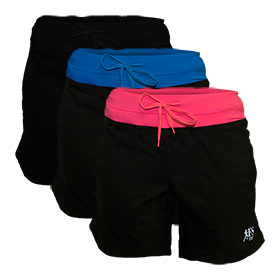 WOMEN'S FRANK SHORTER POCKETED SHORT