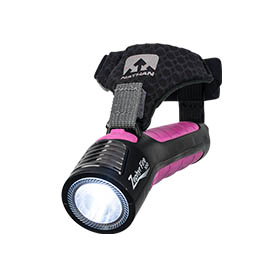NATHAN ZEPHYR FIRE 100 HAND TORCH LED LIGHT