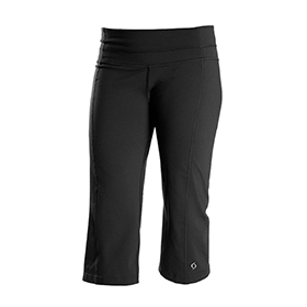 WOMEN'S MOVING COMFORT FLOW CAPRI