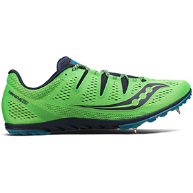 MEN'S SAUCONY CARRERA XC3 SPIKE