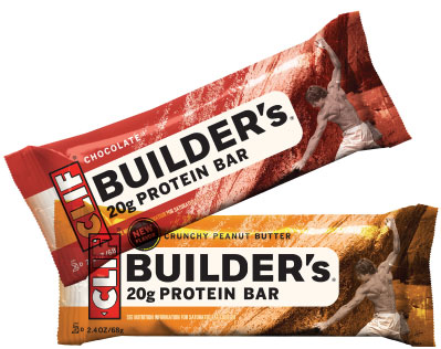 CLIF BUILDERS PROTEIN BARS CHOCOLATE PEANUT BUTTER