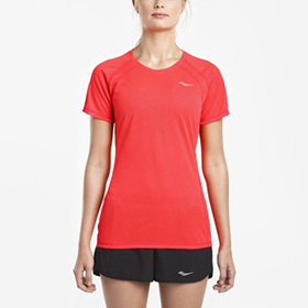 SAUCONY HYDRALITE SHORT SLEEVE WOMEN'S