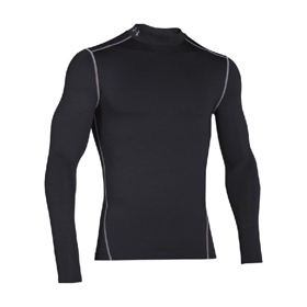 MEN'S UNDER ARMOUR COLDGEAR COMPRESSION MOCK