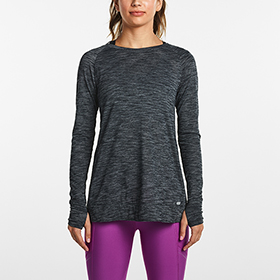 SAUCONY CAREFREE LONG SLEEVE WOMEN'S