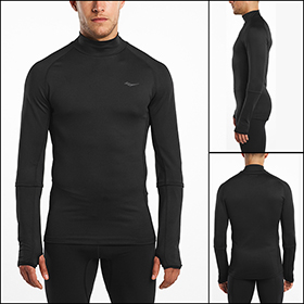 SAUCONY ALTITUDE BASELAYER 2.0 MEN'S