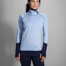 BROOKS THRESHOLD LONG SLEEVE WOMEN'S