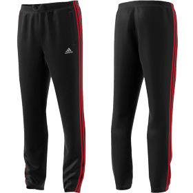 MENS ADIDAS 3 STRIPE PANTS