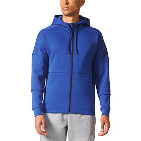 ADIDAS ID STADIUM FULL ZIP HOODIE MEN'S