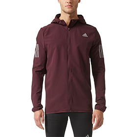 ADIDAS RESPONSE SOFT SHELL JACKET MEN'S