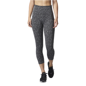 ADIDAS PERFORMER HIGH-RISE PIXELATED CAMO 3/4 TIGHT WOMEN'S