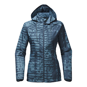 WOMEN'S THE NORTH FACE RAPIDA JACKET