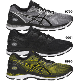 ASICS GEL-NIMBUS 20 MEN'S