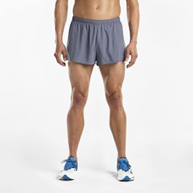 "MEN'S SAUCONY ENDORPHIN 2"" SPLIT SHORT"