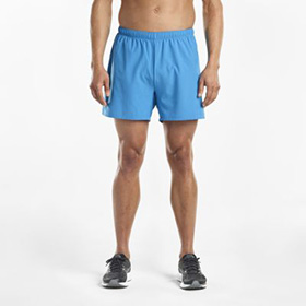 "MEN'S SAUCONY THROTTLE 5"" WOVEN SHORT"