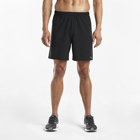 "MEN'S SAUCONY SPRINT 7"" WOVEN SHORT"