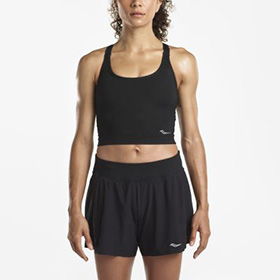 WOMEN'S SAUCONY IMPULSE CROP TOP