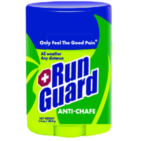 RUN GUARD NATURAL ANTI-CHAFE STICK 0.60 OZ TRAVEL SIZE