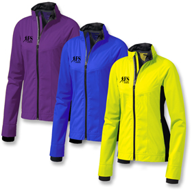 WOMEN'S FRANK SHORTER MICROFIBER WINDBREAKER JACKET