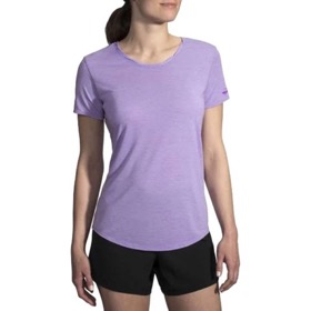 BROOKS DISTANCE SHORT SLEEVE WOMEN'S