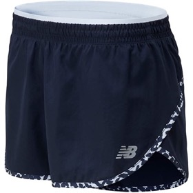 NEW BALANCE ACCELERATE 2.5 INCH WOMEN'S SHORT