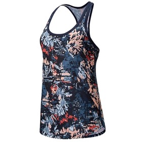 NEW BALANCE PRINTED ACCELERATE TANK WOMEN'S V2