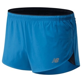 NEW BALANCE IMPACT RUN 3 INCH SPLIT SHORT MEN'S