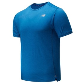 NEW BALANCE IMPACT RUN SHORT SLEEVE TEE MEN'S