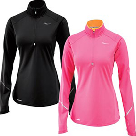 Women's Long Sleeves & ½ Zips