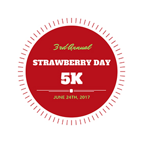 Strawberry Day 5K