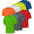 MEN'S FRANK SHORTER  SOLID SHORTSLEEVE TEE